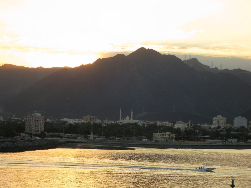 Khasab - Skyline